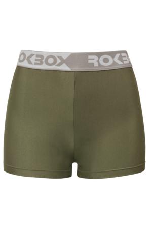 Shorts Cross Color Deep Green
