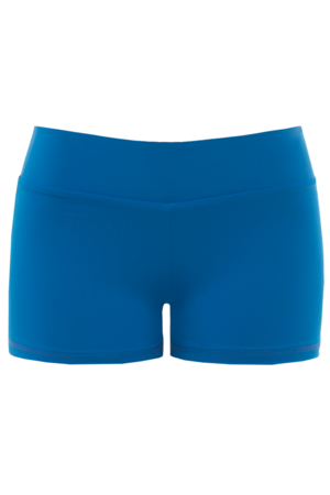 Shorts Dupla Face Blue Hero
