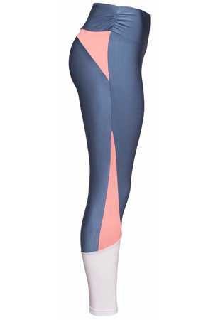 Legging Rosê Blue