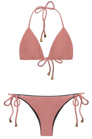 Bikini Basic Quartzo Dupla Face