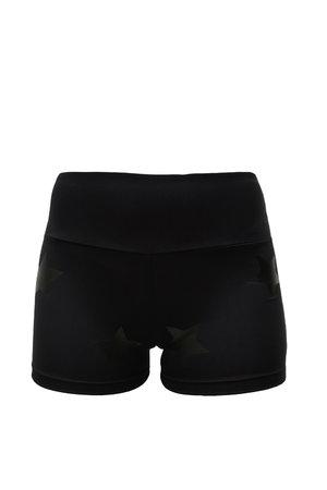 Shorts Estrela Preto