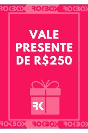 VALE PRESENTE R$250
