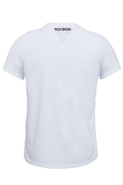 T-Shirt No Headphone Branca