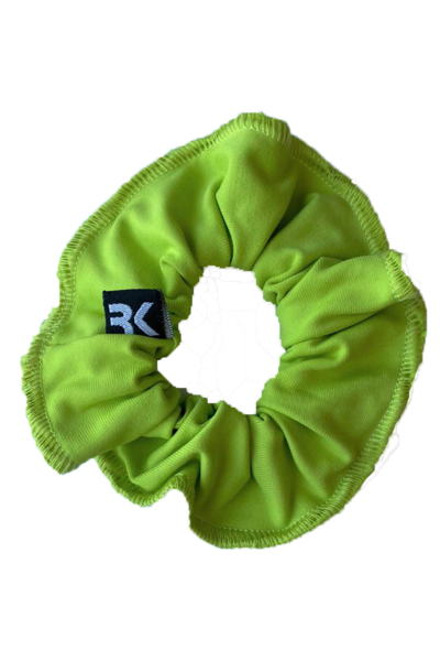 Scrunchie Verde Hero