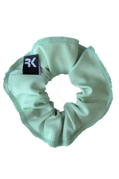 Scrunchie Verde Claro