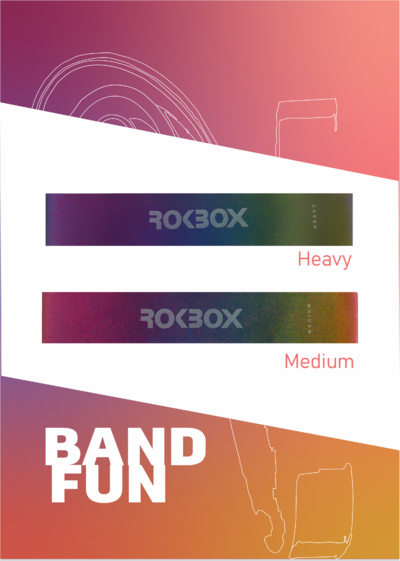 Kit Band ROKBOX Fun
