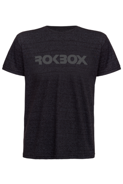 Camiseta ROKBOX New Black