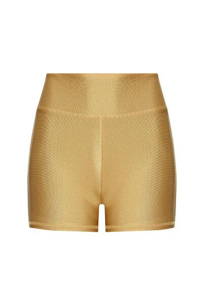Shorts Dupla Face Gold e Marinho