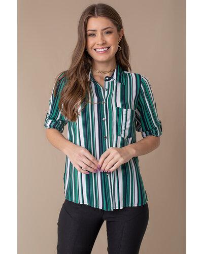 Camisa Luiza Viscose Básica