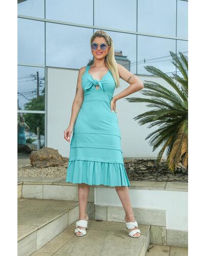 Vestido Zulema De Moletinho