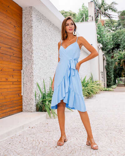 Vestido Tânia Moletinho