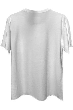 Camiseta pocket branca Saint