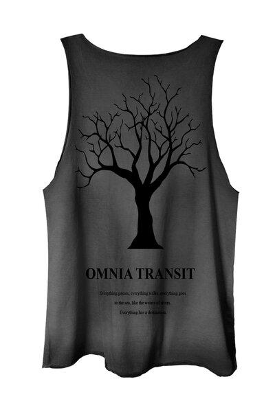 Regata estonada cinza Omnia Transit