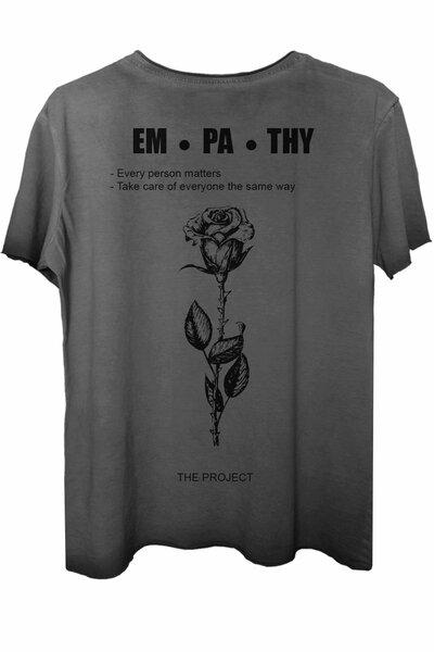 Camiseta estonada cinza Empath