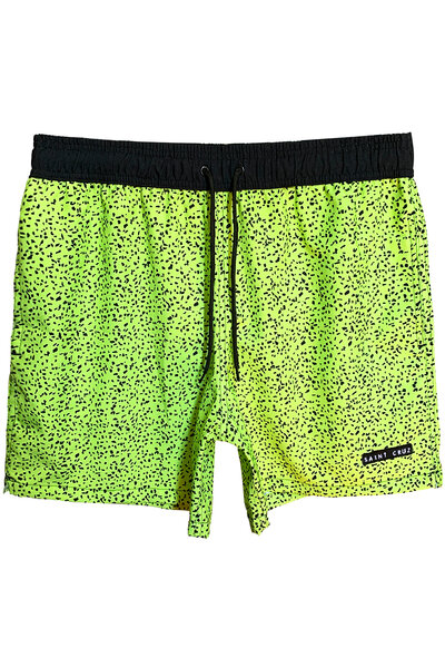 Short praia Lemon