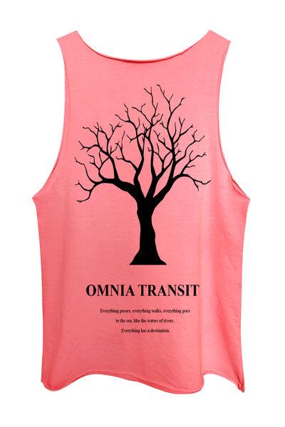Regata estonada rosa Omnia Transit