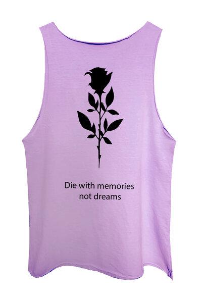 Regata estonada lilás Memories