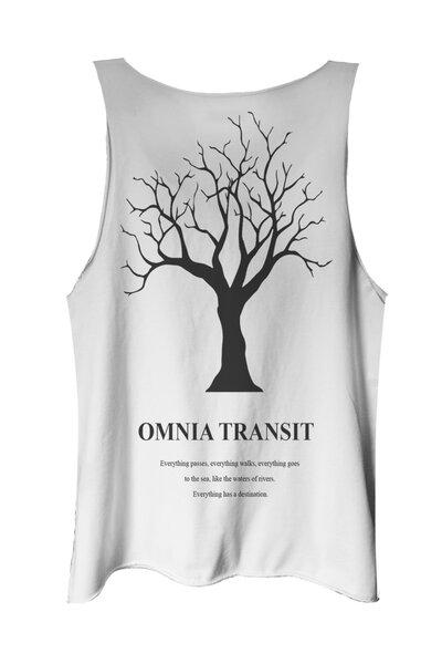 Regata branca Omnia Transit