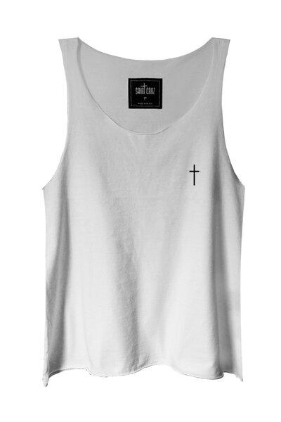 Regata branca Cross