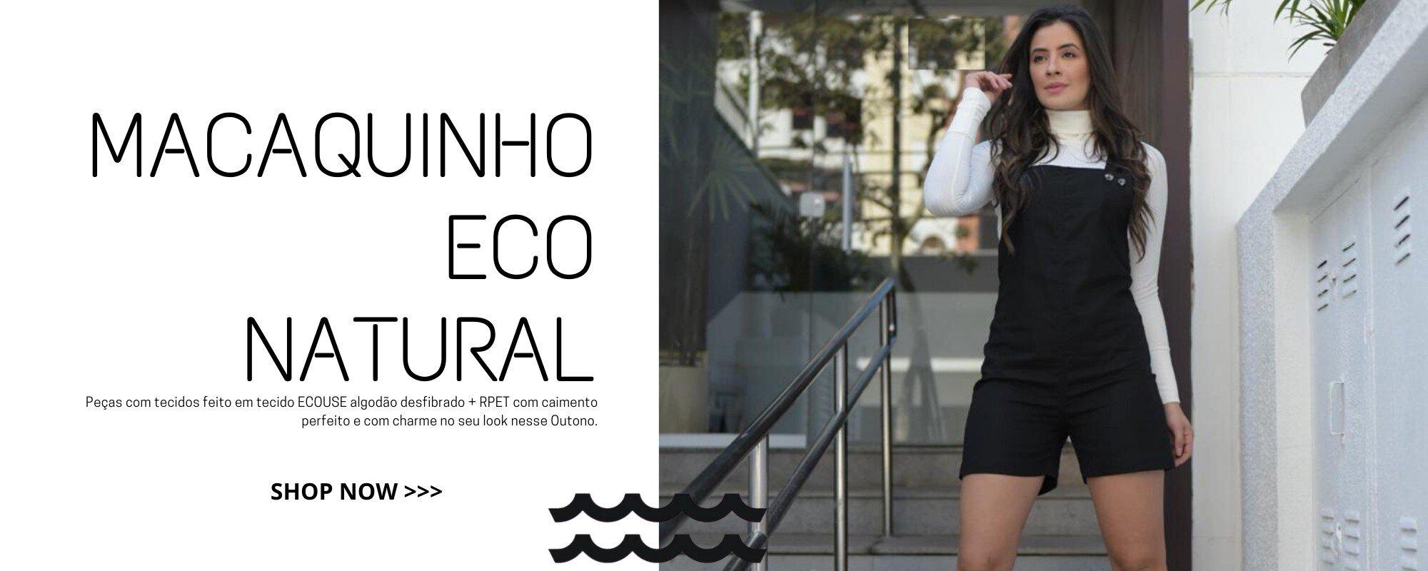 Banner Macaquinho Eco