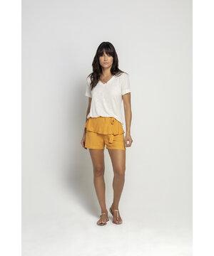 Shorts Amarelo Gi