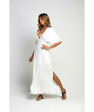 Vestido Branco Mariana