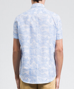 Camisa Manga Curta Tropical