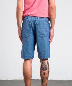Shorts Elástico Casual Ocean