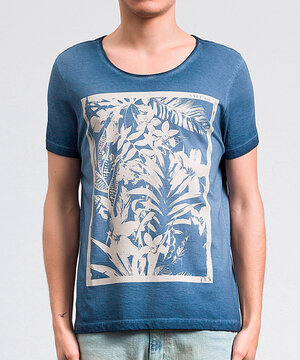 Camiseta Quadro Tropical