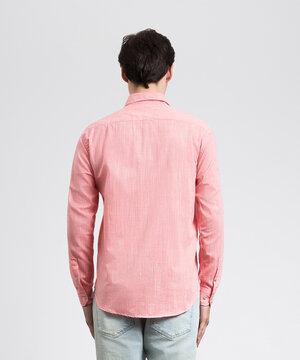 Camisa Rústica Laranja