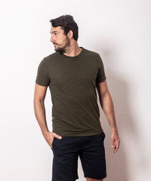 Camiseta Rus Verde