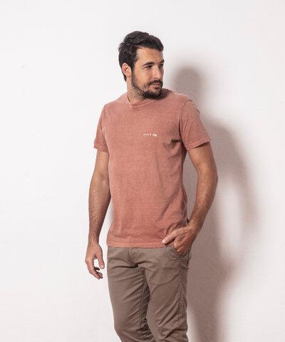 Camiseta Básica Estonada Berry