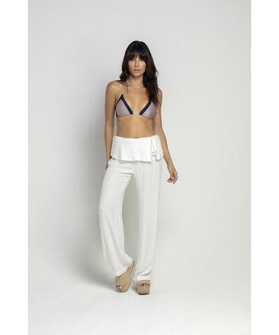 Pantalona Branca Gi