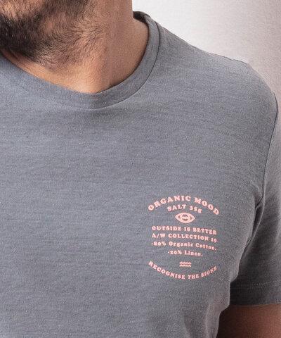 Camiseta Linho Signs