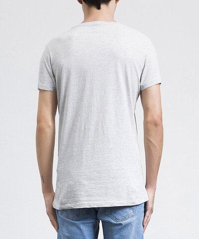 Camiseta Basic Mescla Claro