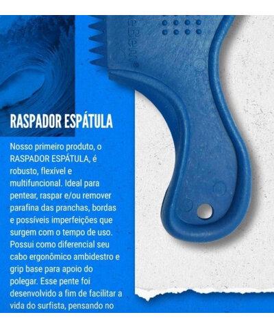 RASPADOR Espátula Grande Multicolor Reciclado