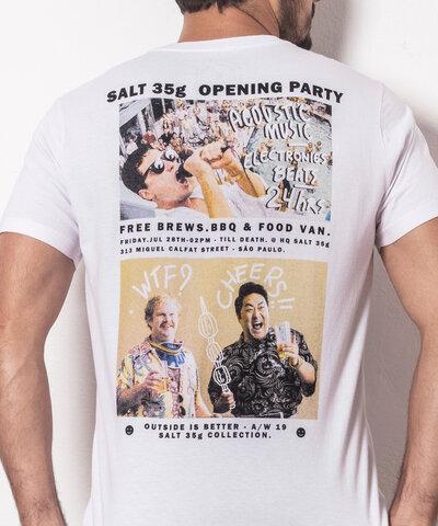 Camiseta Open