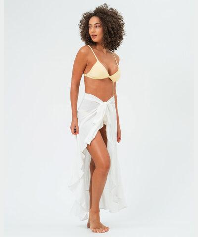Saia Beach White Bruna
