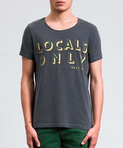Camiseta Locals
