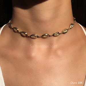 Choker Lisa Buzios Beach