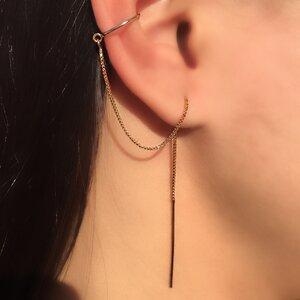 Piercing Alfinete Fio Liso - UNIDADE