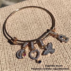 Bracelete Fio Charms