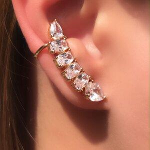 Brinco Ear Cuff Deluxe