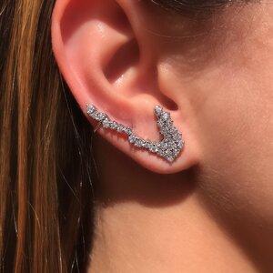 Brinco Ear Cuff Sax
