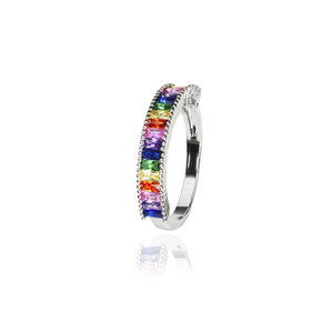 Meia Aliança Baguetes Rainbow