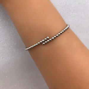 Bracelete Mini Esferas
