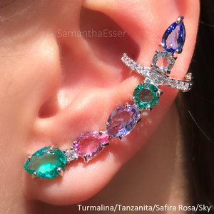 Ear Cuff Maxi de Pressão