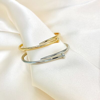 Bracelete Prego Cartier