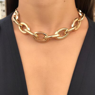 Choker Elos Luxury