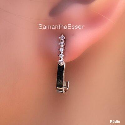 Ear Hook 5 Zircs